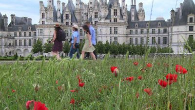 Loire chateaux draw on history to seduce tourists this summer