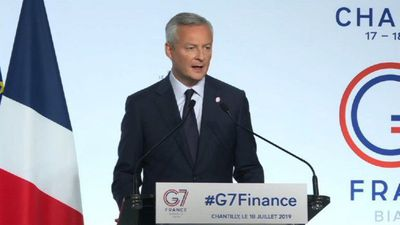 G7 ministers agree plan on digital tax but more work ahead