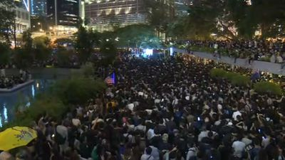 'Stand with HK' rally appeals for international support in democracy fight