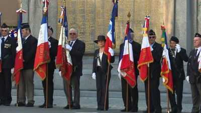 Castaner commemorates the Liberation of Paris