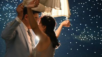 Snapped up: Pre-wedding photo industry booms in China