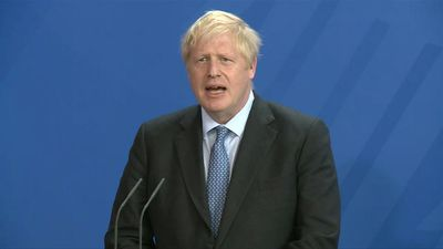 UK 'cannot accept current agreement' on Brexit: Johnson