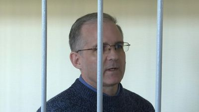 Alleged US spy Paul Whelan arrives at Moscow court