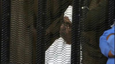 Sudan: Bashir appears in court for a second hearing in Khartoum