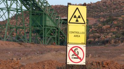 Rural S. African mine boasts highest rare earth grade in the world