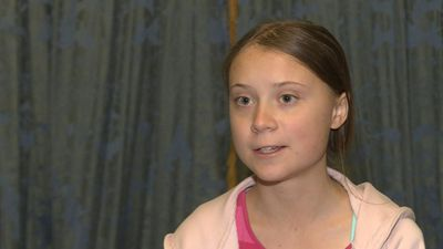 Greta Thunberg to AFP: political leaders 'need to take their responsibility'