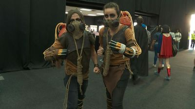 Comic Con Africa kicks off in Johannesburg
