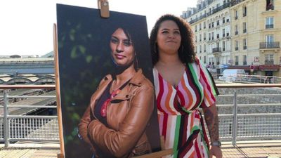 Paris names garden after Brazilian activist Marielle Franco