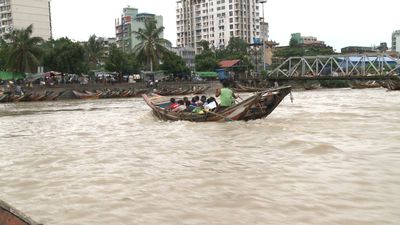Bridging the gap: Yangon's boom falls short across river