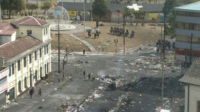 Desolation in Ecuador's capital after 11 days of deadly protests