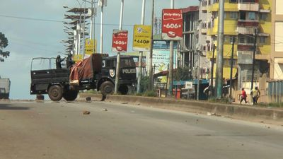 Clashes in Guinea between critics of President Condé and security forces