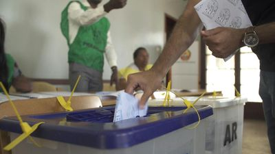 Mozambicans in Maputo share their thoughts on election day