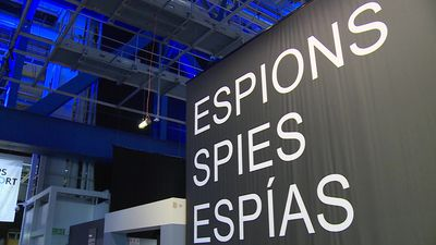 """Spies"" interactive exhibition opens at Paris museum"
