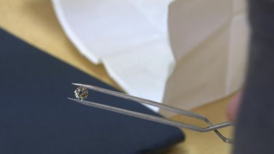 Diamonds are forever... in synthetic start-up's Paris lab