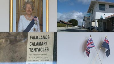 Brexit concerns blow a gale over nervy Falklands