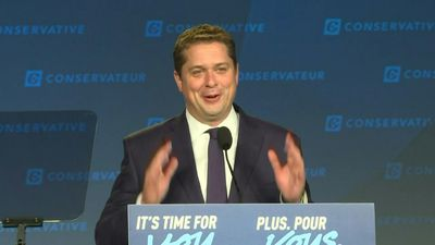 Canada: arrival of Conservative leader Andrew Scheer
