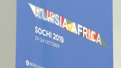Russia-Africa summit opens in Sochi
