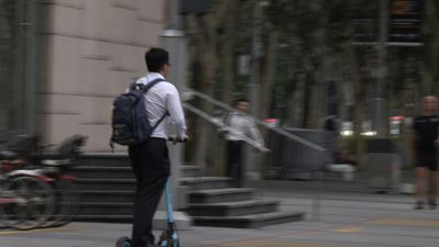 Singapore targets e-scooters after accidents