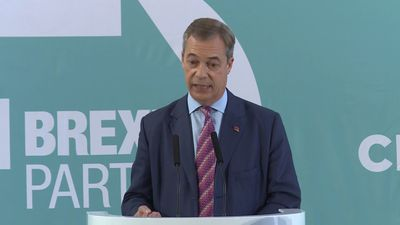 UK's Farage says won't contest Tory-held seats at election