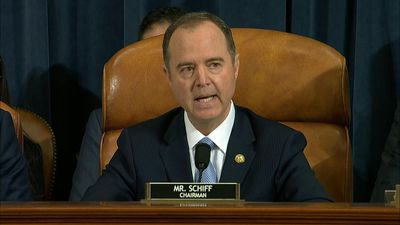 Impeachment hearings should proceed without 'rancor' or 'delay': Schiff