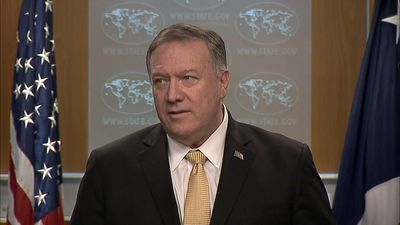 US: Israeli settlements not 'inconsistent' with int'l law (Pompeo)