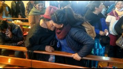 Funeral held for Bolivian demonstrators killed during protests