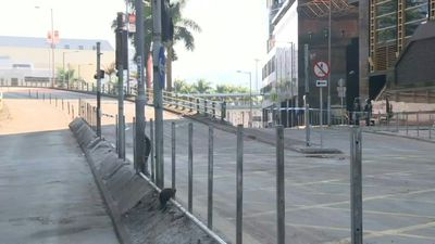 HK protests: hotspot campus a ghost town as police cordon persists