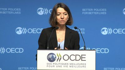 OECD trims global 2020 growth forecast