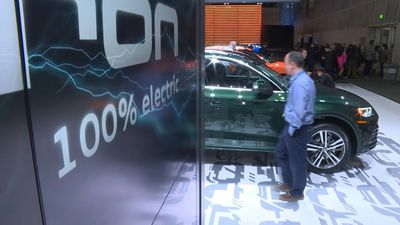 Los Angeles Auto Show: the future of cars is electric