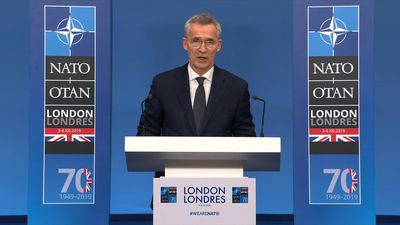 Stoltenberg says 'important decisions' made at NATO Summit