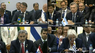 South American leaders meet for Mercosur Summit