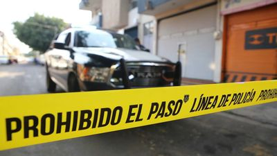 24h of Violence in Mexico: mass grave in Tijuana