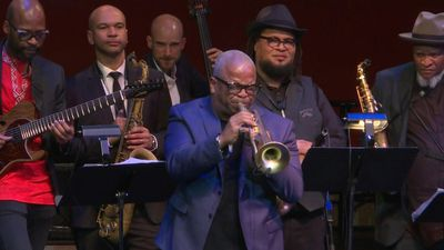 Terence Blanchard, the jazz trumpeter making opera history