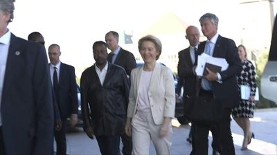 New EU chief in Ethiopia for first trip outside bloc