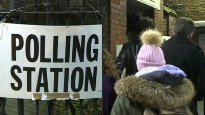 Polls open across London as general election begins