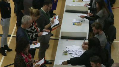 Vote counting begins for UK's general election