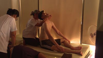 Traditional Thai massage gets UNESCO heritage status