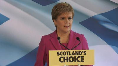 British PM has 'no mandate to take Scotland out of the EU': Nicola Sturgeon