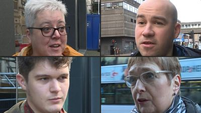 In Glasgow, questions over future of UK after Tory landslide victory