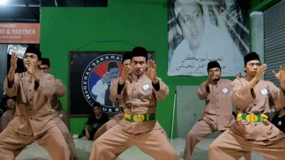 Indonesian martial art pencak silat gets UNESCO heritage status