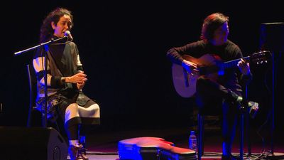 Antonia Jiménez, a star in the men's world of flamenco guitar
