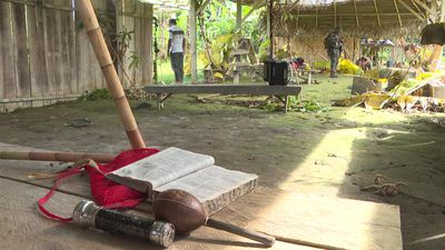 Panama stunned by sect killings