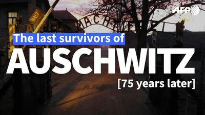 The last survivors of Auschwitz, 75 years later