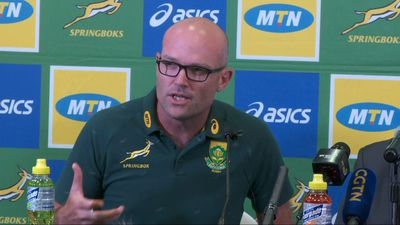 New Springboks head coach Jacques Nienaber to focus on 'transformation'
