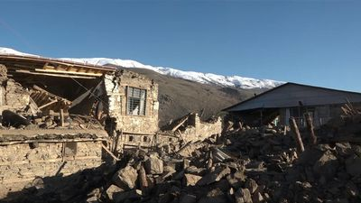 Eastern Turkey struck by 6.8 magnitude earthquake