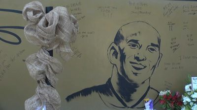 The 'House of Kobe': Basketball-mad Philippines mourns NBA legend
