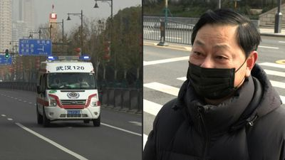 'Everyone worried about infection': Wuhan resident on city under lockdown