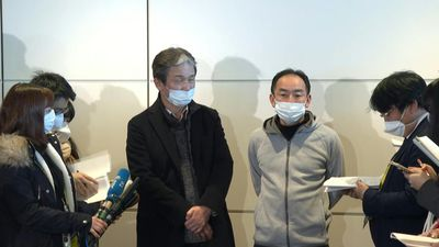 Japanese evacuated from Wuhan describe fear in virus epicentre