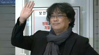 Parasite director Bong Joon-ho returns to South Korea