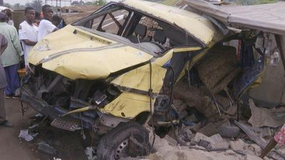 DRC: at least 10 dead and 41 injured in road accident in Kinshasa